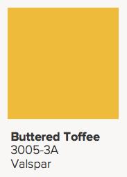 Valspar Buttered Toffee