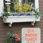 Diy Window Planter Box Tutorial, Construction2style For Remodelaholic
