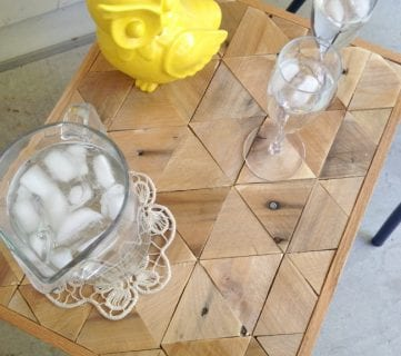 120+ DIY Table Ideas + Link Party