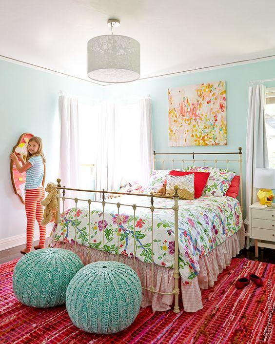 Girls Bedroom for Girl Bedroom Mood Board, Postbox Designs