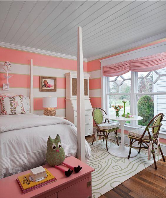 girls room for GirlBedroom Mood Board, Postbox Desings