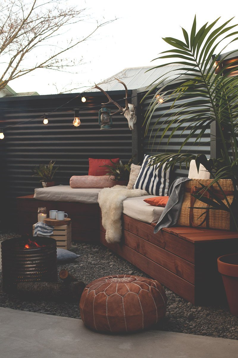 Beautiful patio inspiration