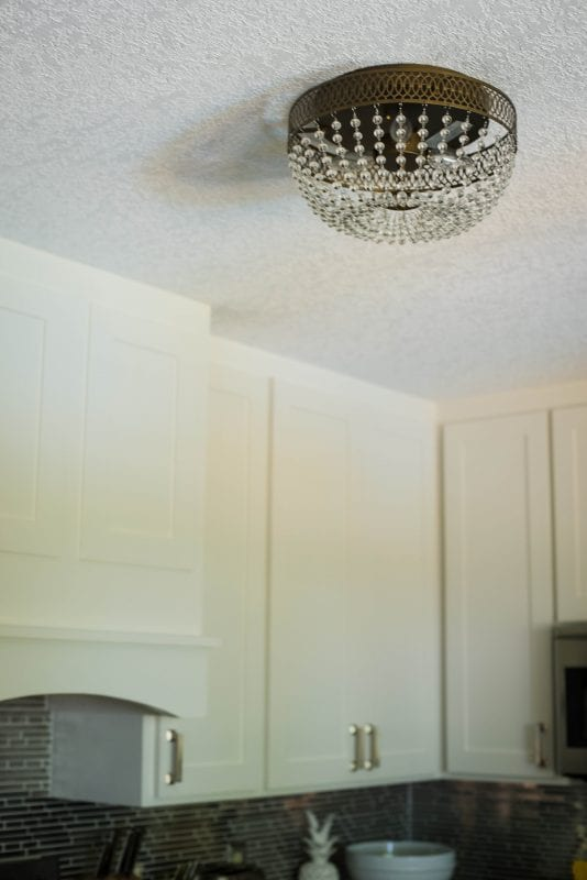 how to apply knockdown textured ceiling