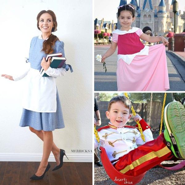 Easy Disney costume ideas instagram