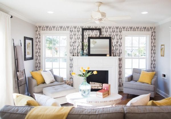 Get this Look: Fixer Upper Chicken House Living Room