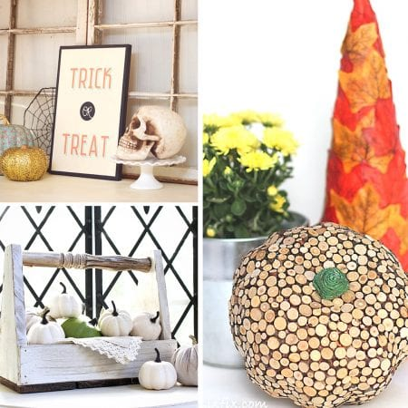 Halloween home decor ideas instagram