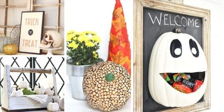 Halloween home decor ideas twitter