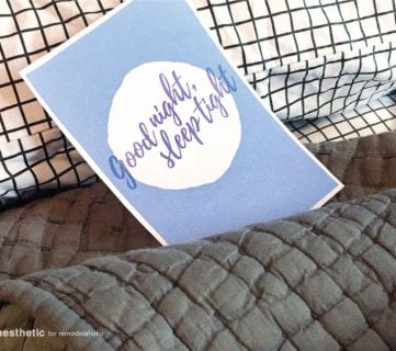 Free Printable: Good Night, Sleep Tight