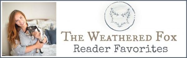 The Weathered Fox Farmhouse Wall Rack DIY Reader Favorites