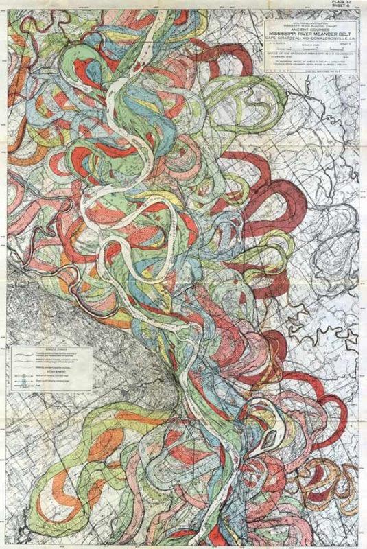 Vintage Maps 27