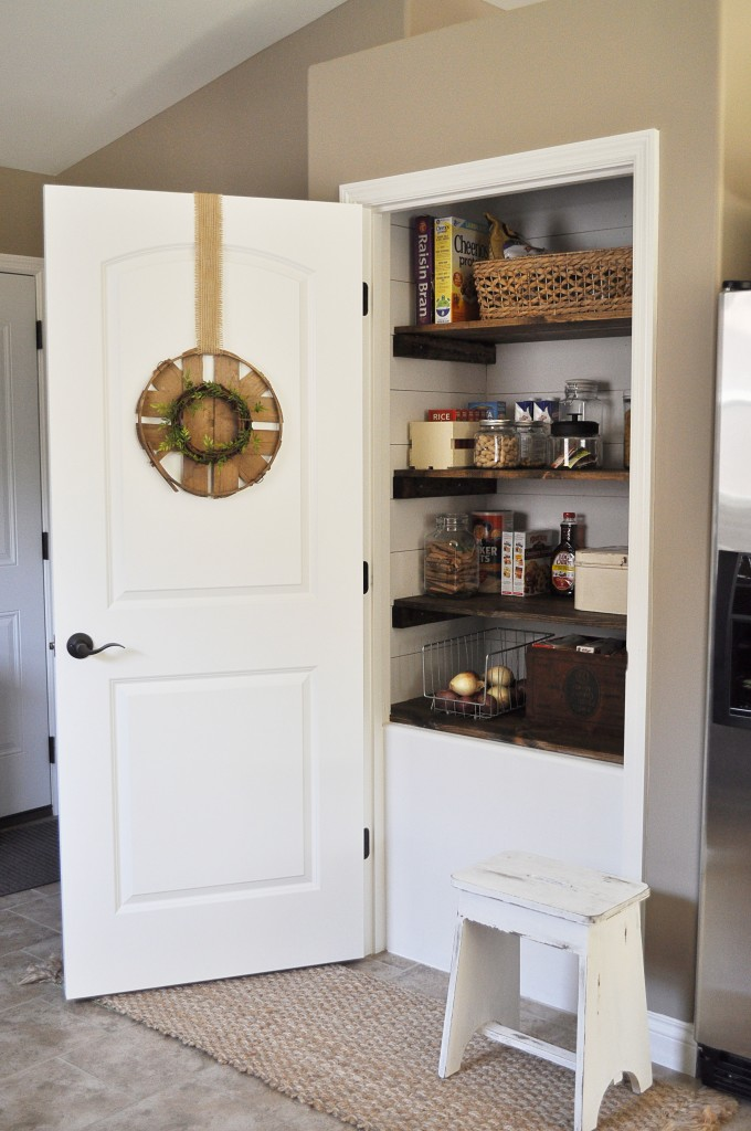 Upcycled Armoire