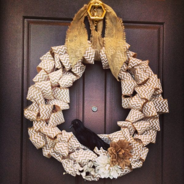 DIY Fall wreath ideas. by more-with-less-today on remodelaholic