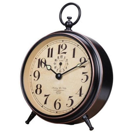 Beside Clock