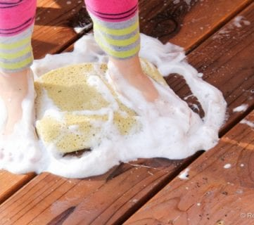 How to Get Clean and Healthy Home with Your Kid's Help