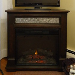 electric-fireplace-mantel-saws-on-skates