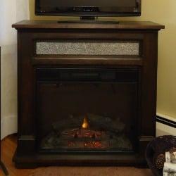 electric-fireplace-mantel-saws-on-skates