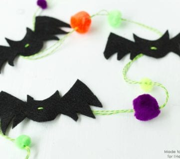 25+ Spooktacular DIY Halloween Garlands