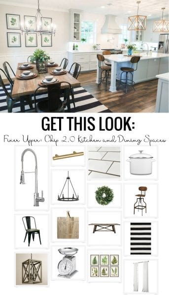 Remodelaholic 6 Design Elements Of A Fixer Upper Kitchen Autos Post