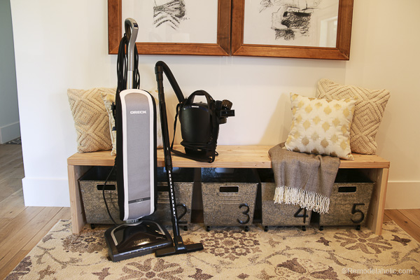 How to keep your house cvlean with Oreck Elevate vacuum @remodelaholic (1 of 7)
