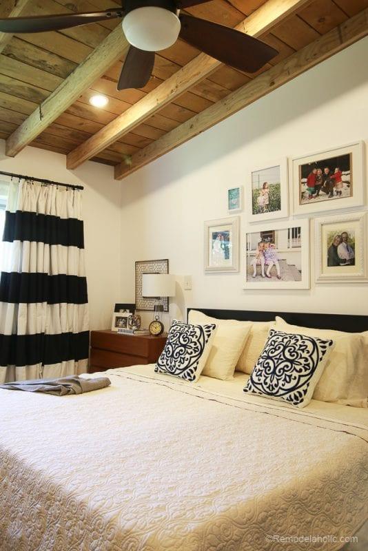 Simple Bedroom Updates remodelaholic | master bedroom refresh: update your bedroom with