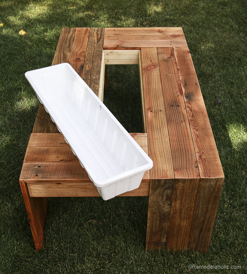 outdoor pallet wood. Rustic-pallet-wood-coffee-table-remodelaholic-9166-2 Outdoor Pallet Wood A