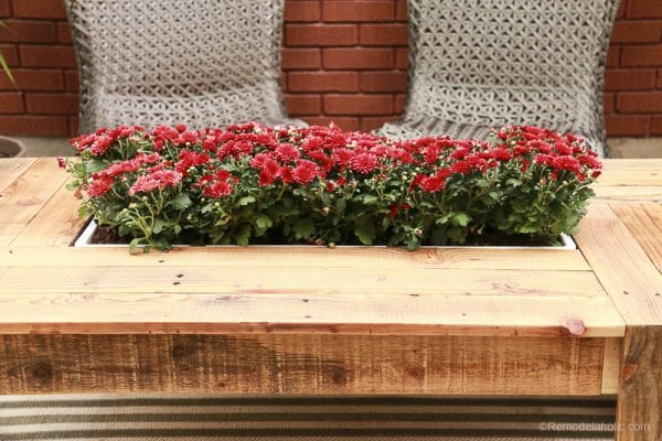 DIY Outdoor Woodworking Projects: Patio Coffee Table Plans