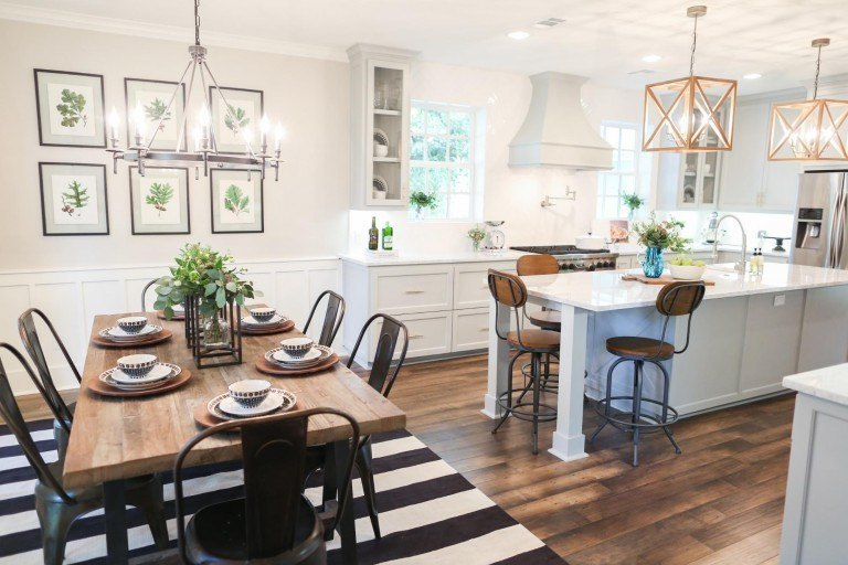 Remodelaholic   Get This Look: The Fixer Upper Chip 2.0 Kitchen and ...