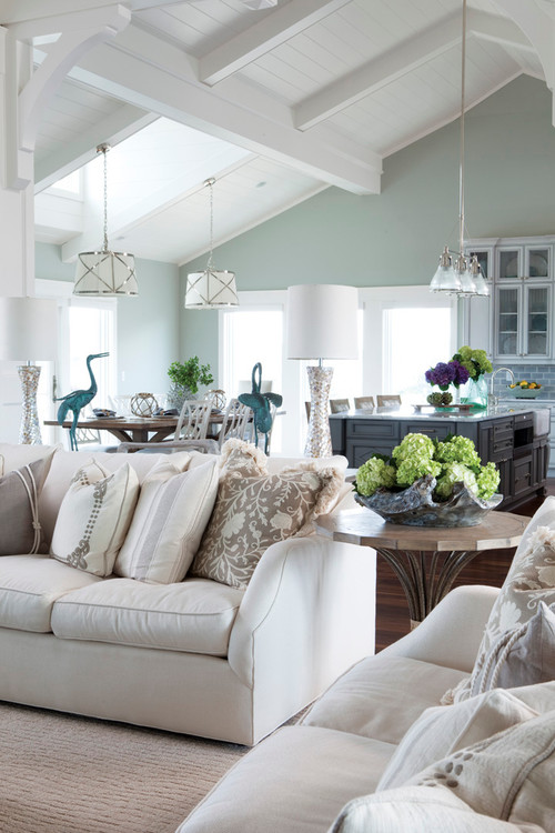 Remodelaholic Choosing A Whole Home Paint Color