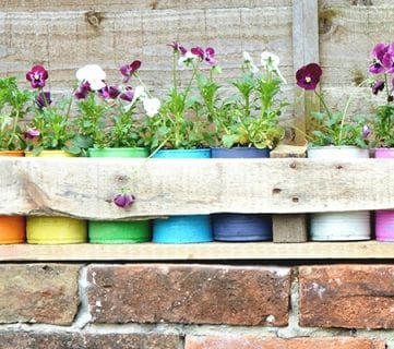 30 Outdoor Pallet Projects