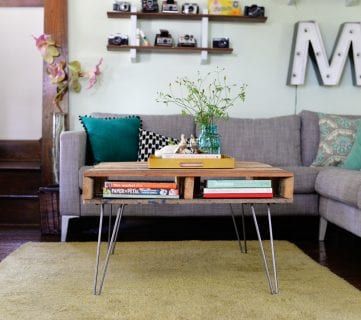 15 Awesome Pallet Furniture Ideas