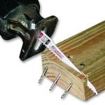 bimetal 9 inch demolition blade
