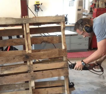 Pallets 101: Where to Find Pallets, How to Choose a Good Pallet, and How to Take Apart a Pallet Without Losing Your Mind