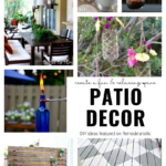 Patio Decor Ideas Featured On Remodelaholic
