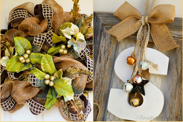 15 DIY Fall Wreath Ideas From Remodelaholic