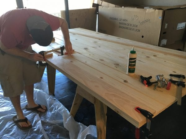 how-to-build-a-barn-door-with-the-simplest-materials-over-inspired-featured-on-remodelaholic