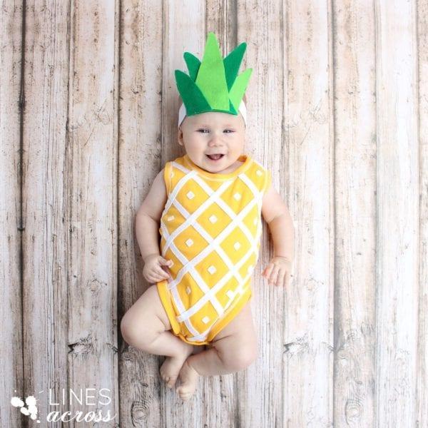 Baby Pineapple Costume