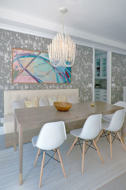 Behind The Scenes With Interior Designer Lara Fishman Transitional Color 2 Remodelaholic