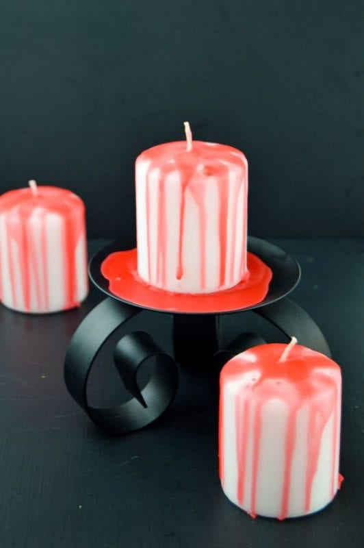Bleeding Candles Revamperate