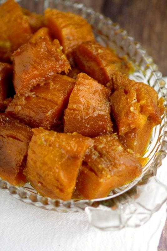 Candied Sweet Potatoes The Gracious Wife