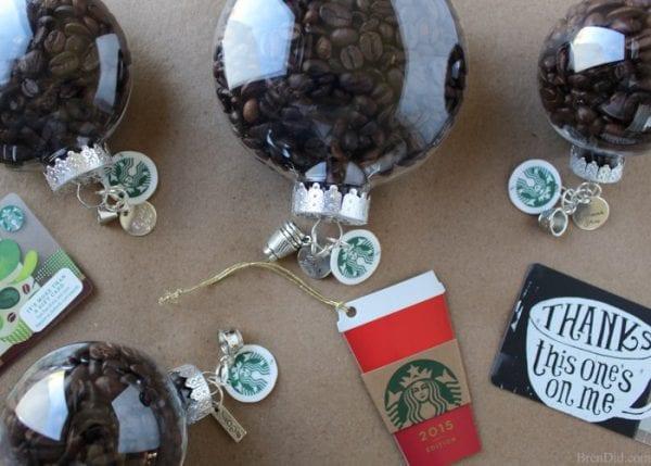 Coffee Bean Customizable Ornaments 13