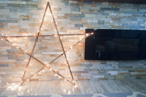 DIY Large Star The Learner Observer For Remodelaholic 14 Of 17