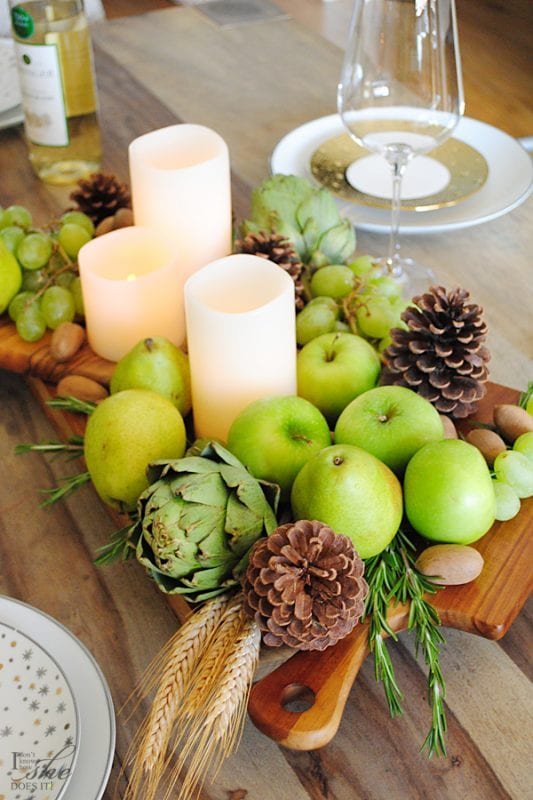 Remodelaholic beautiful and easy thanksgiving