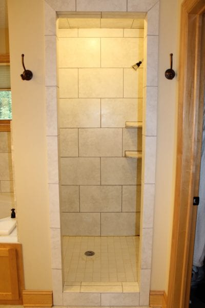 fish floor tile remodelaholic how to tile a shower with moroccan fish scale tile