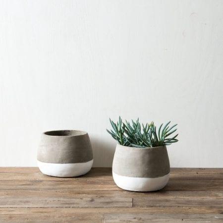 DIY Cement Pot Magnolia Market DIY