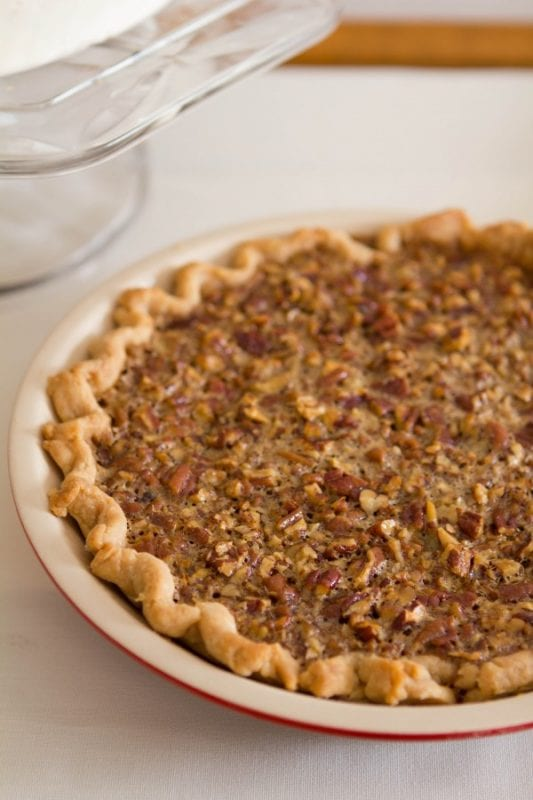 Pecan Pie Brown Eyed Baker
