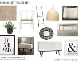Postbox Designs Copy This Room Horz Mood Board