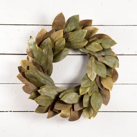 Magnolia Market Wreath DIY