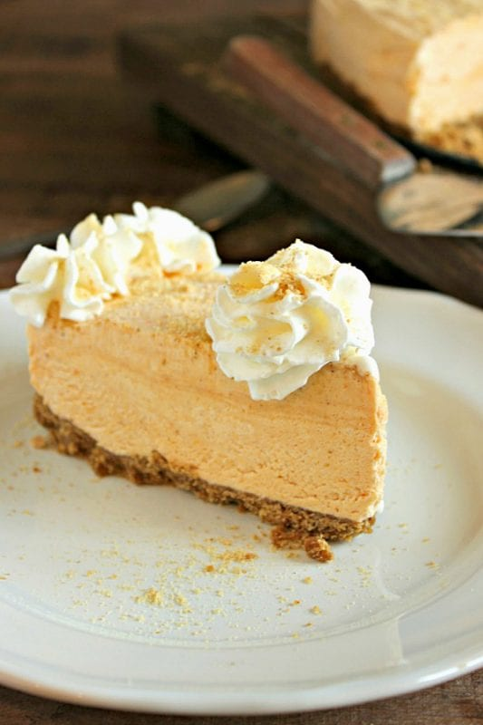 Pumpkin Pie Cheesecake Chelseas Messy Apron