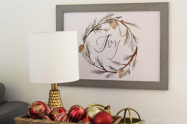 Set Of Free Holiday Printables @remodelaholic 2 Of 17