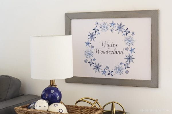 Set Of Free Holiday Printables @remodelaholic 4 Of 17